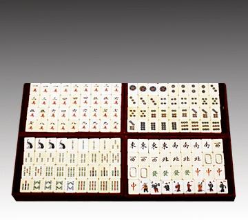 象牙製麻雀牌 古道具買取情報
