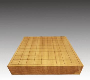 【古道具】卓上将棋盤(本榧製)