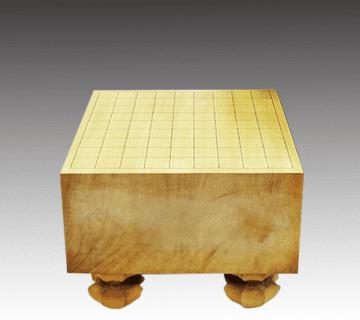 【古道具】新榧製将棋盤