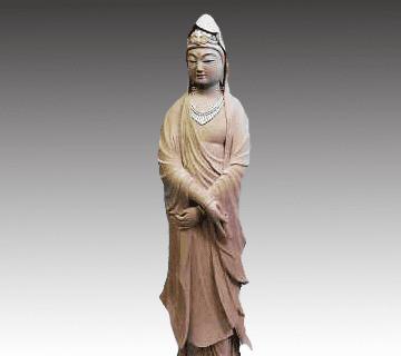 仏像買取情報:松久宗琳 木彫り大仏