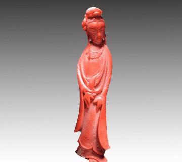 仏像買取情報:桃珊瑚 仏像
