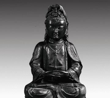仏像買取情報:中国骨董 古銅仏像