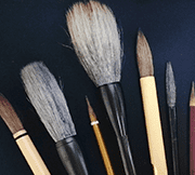 書道具の定義と書道具の種類
