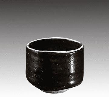 瀬戸焼:加藤土師萌作の茶碗 陶器買取情報