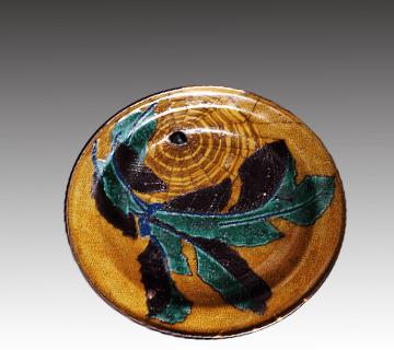 九谷焼:吉田屋の絵皿 陶器買取情報