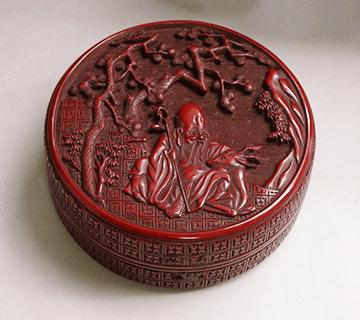 中国骨董品の原木
