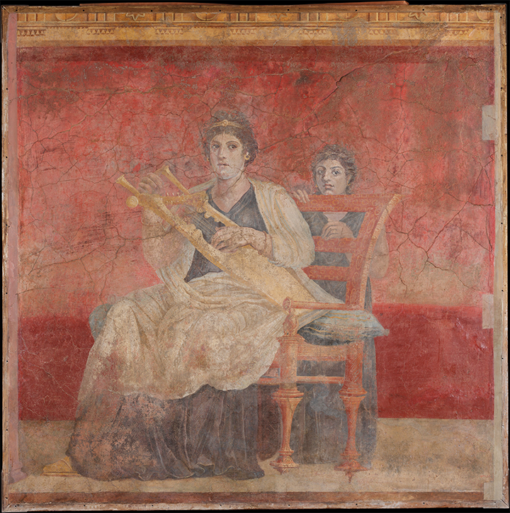2:絵画の技法「フレスコ」の特徴について