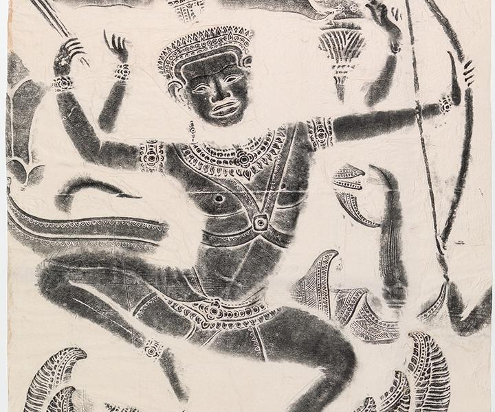 絵画の技法「フロッタージュ」の歴史について