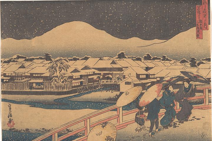「日本画」の特徴について