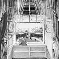 絵画の技法「スクラッチ」について、歴史・特徴・有名作品を紹介