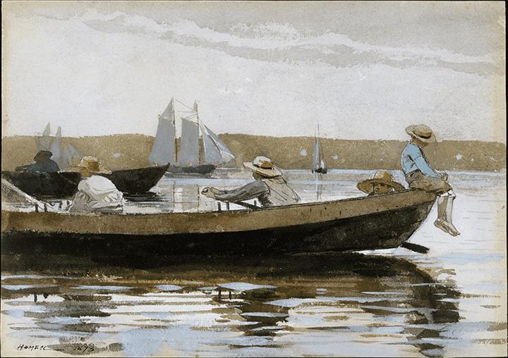 絵画の技法「水彩画」の歴史について