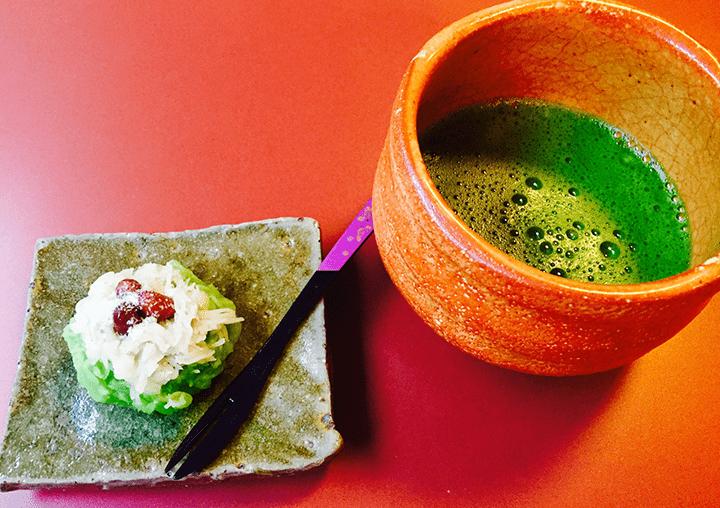 茶道具の一つ「花形盆」の概要