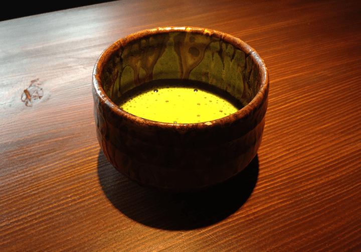 茶道における花形盆の役割