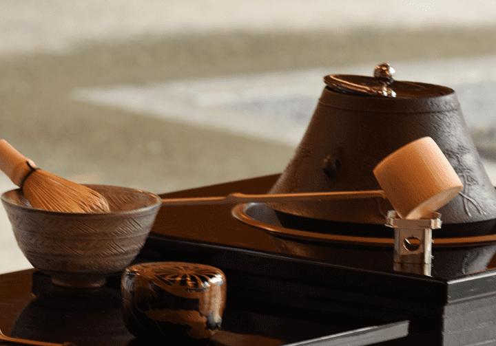 茶道における山道盆の役割