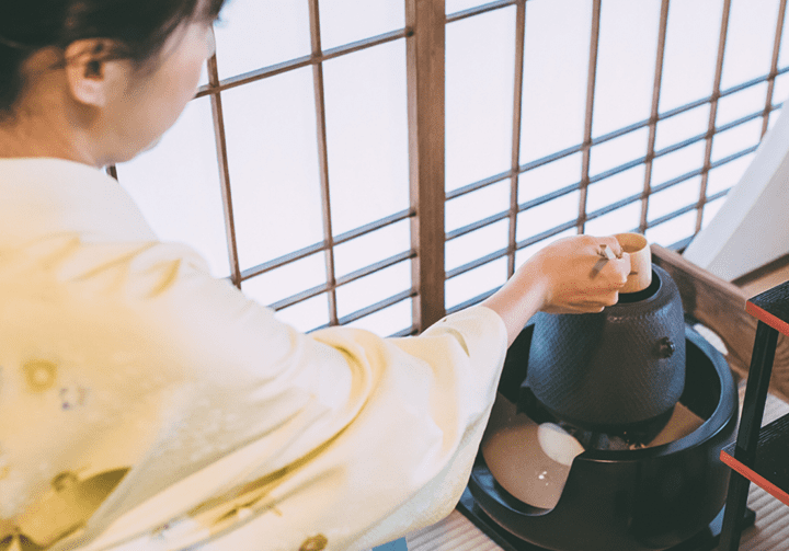 茶道における茶釜の役割