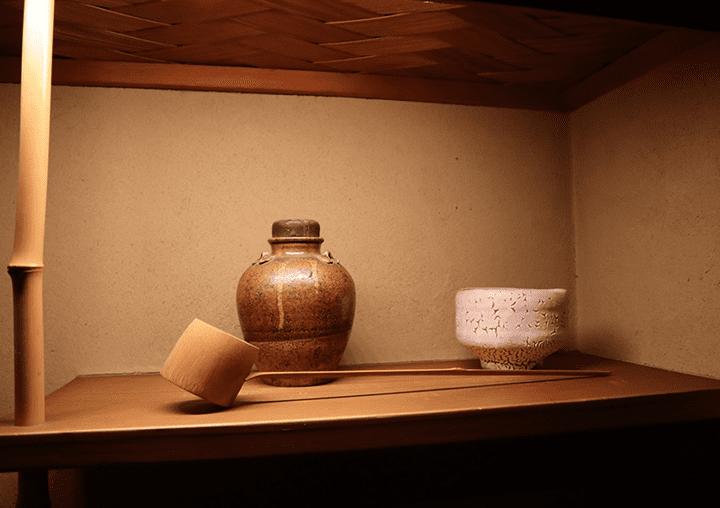 茶道具の一つ「茶壷」の概要