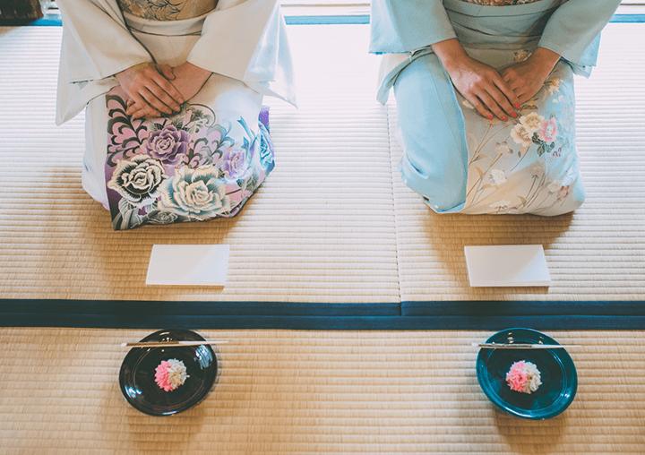 茶道具の一つ「帛紗」の概要