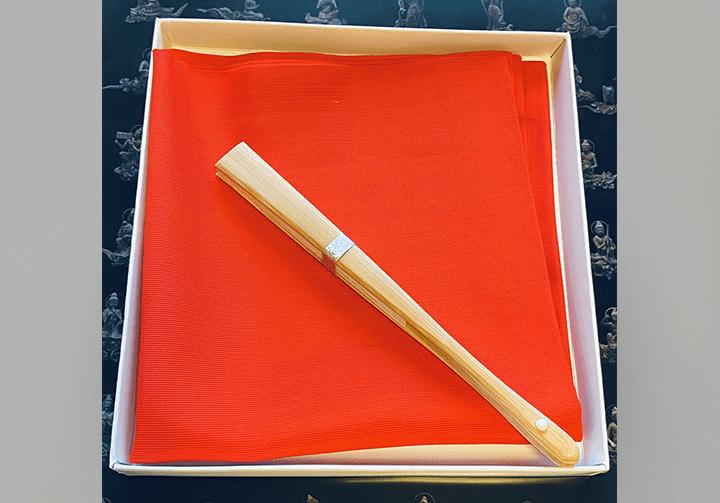 茶道における帛紗の役割