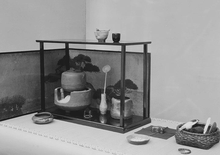 茶道具の一つ「鉄瓶」の概要