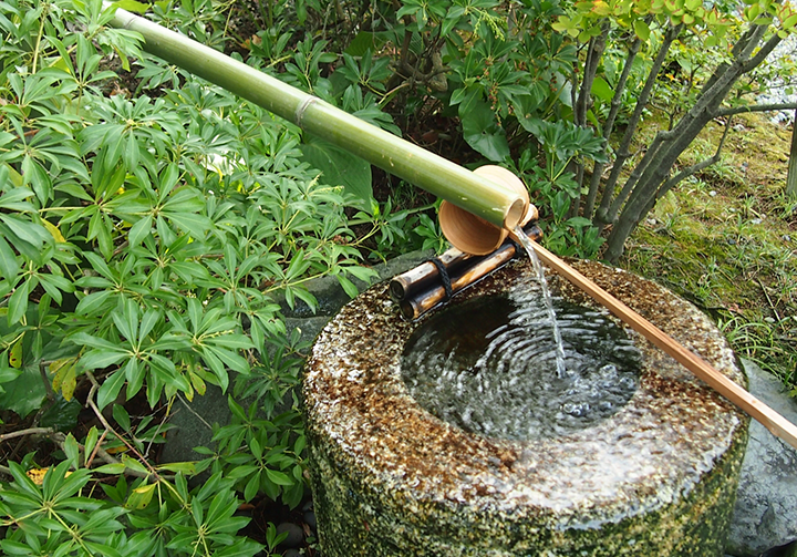 建水の歴史