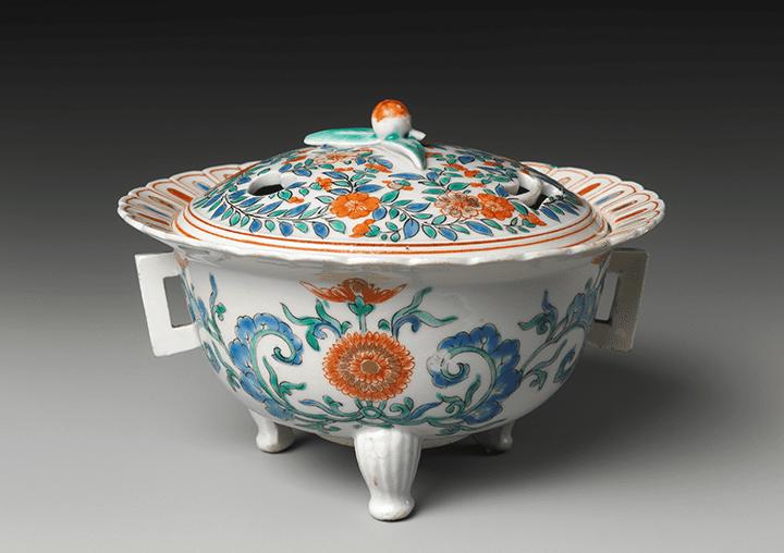 茶道具の一つ「香炉」の概要
