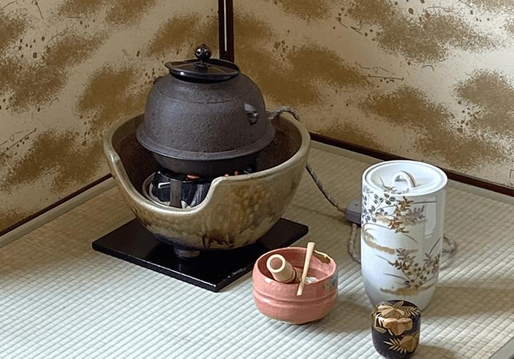 茶道における水指の役割
