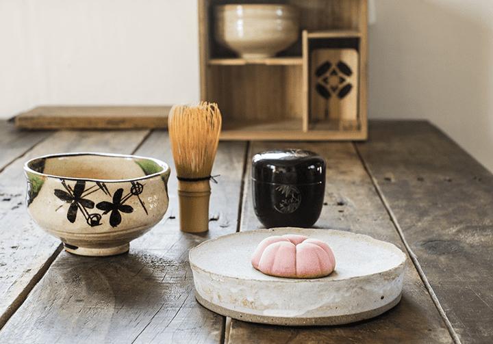 茶道における棗の役割