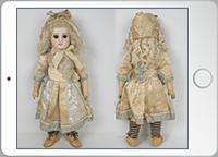 ドール(人形)全景の画像