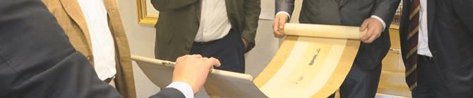 骨董品の査定と鑑定の違いについて
