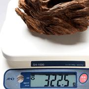 香木の「質」と「重さ」によって買取相場が変わる