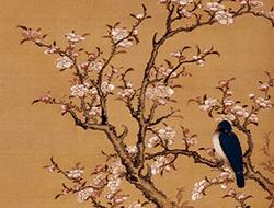 掛け軸の花鳥画とは?高く売れる?