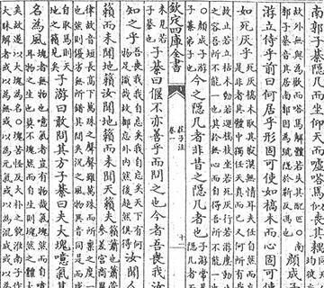 【唐本・中国書】欽定四庫全書総目(中国書籍)