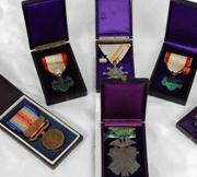 勲章の種類一覧