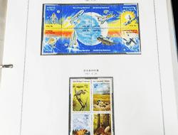 外国切手について