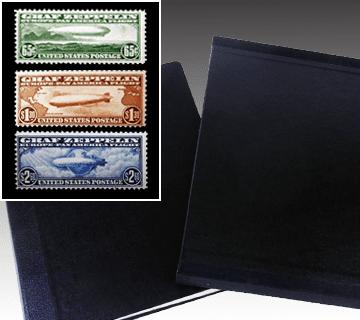 【外国切手買取】ツェッペリン切手(アメリカ)・他切手帳多数
