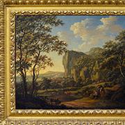 古い絵画の買取価格は高い?