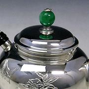 銀以外の高い素材が使用されているか