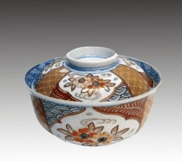 伊万里焼茶碗
