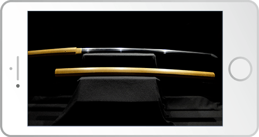 刀剣全体の画像