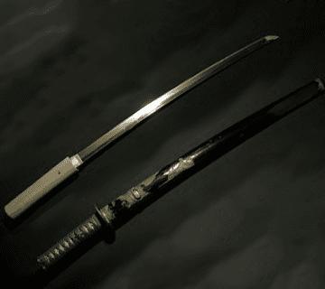脇差:金象嵌在銘(康光) 刀剣買取情報