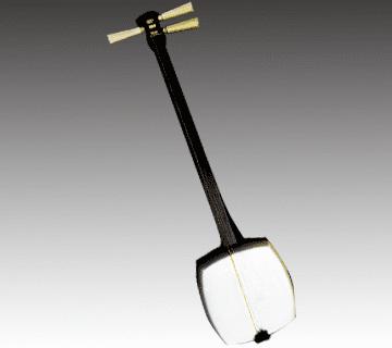 【和楽器】紅木太棹三味線